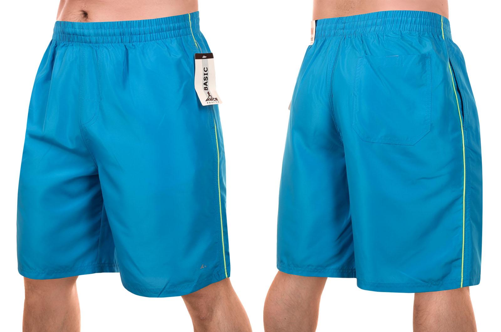 Заказать стильные мужские шорты для пляжа от бренда MACE (Канада)