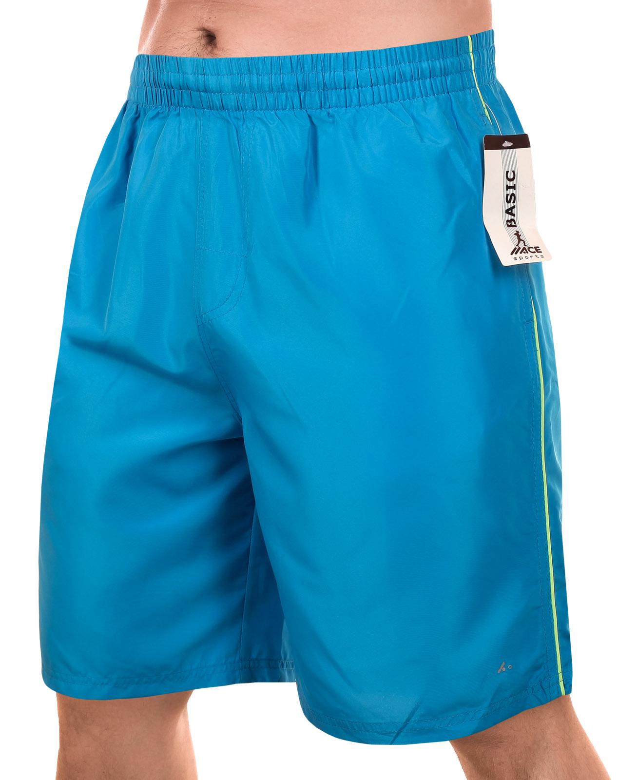 Стильные мужские шорты для пляжа от бренда MACE (Канада)