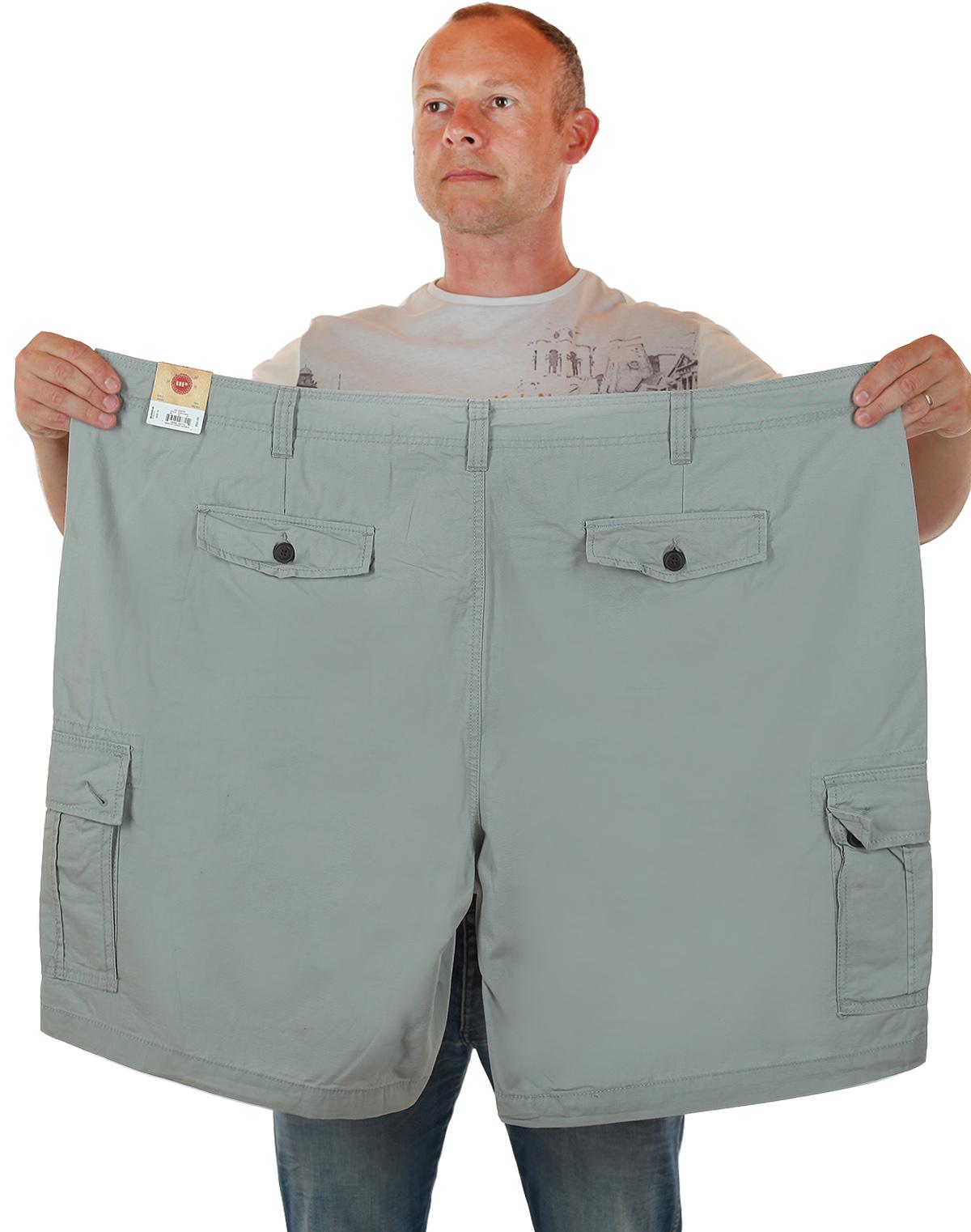 Заказать шорты баталы от Urban Pipeline для массивных мужчин в Военпро