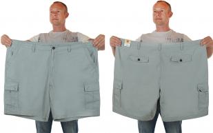 Стильные шорты баталы от Urban Pipeline для массивных мужчин по лучшей цене