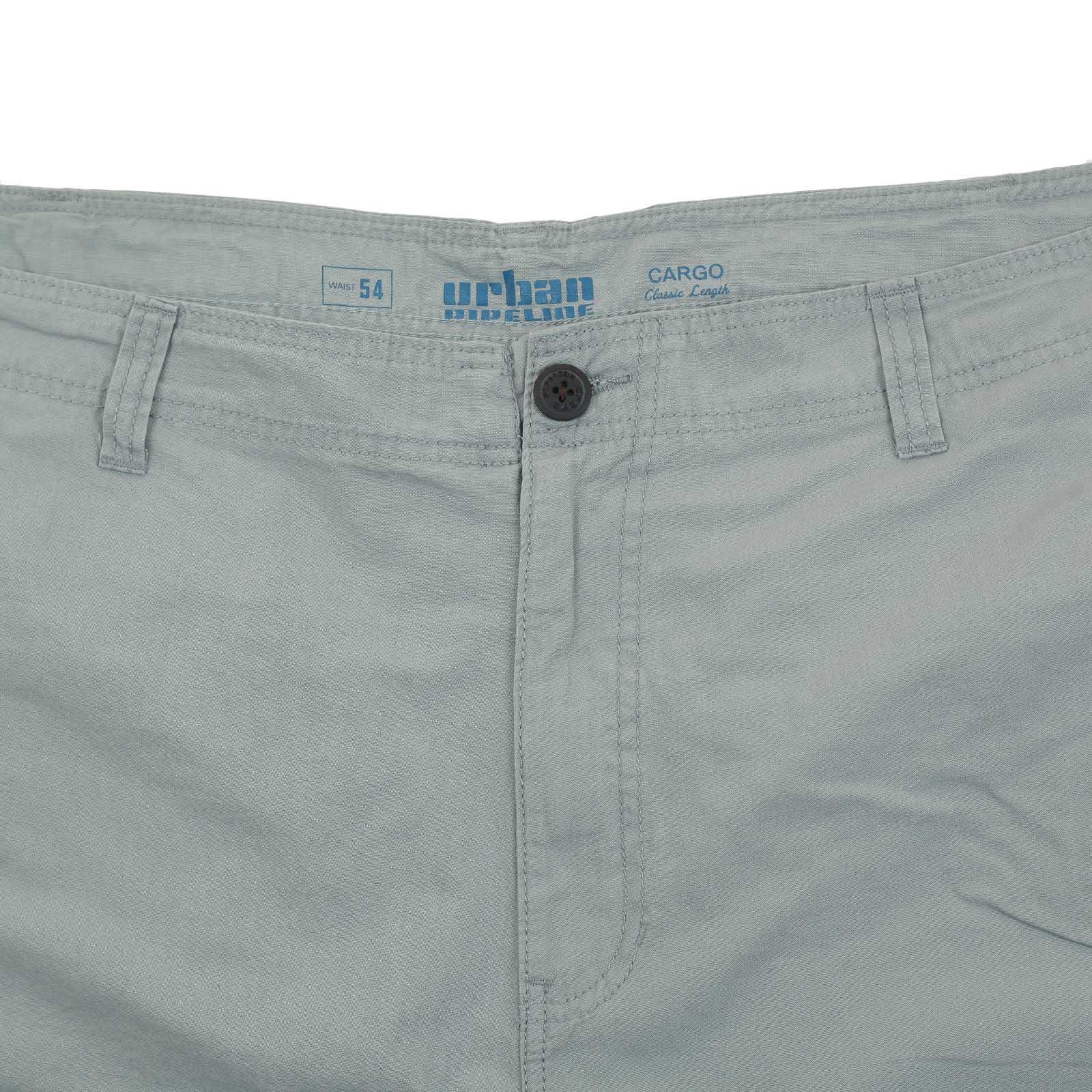 Стильные шорты баталы от Urban Pipeline для массивных мужчин с доставкой