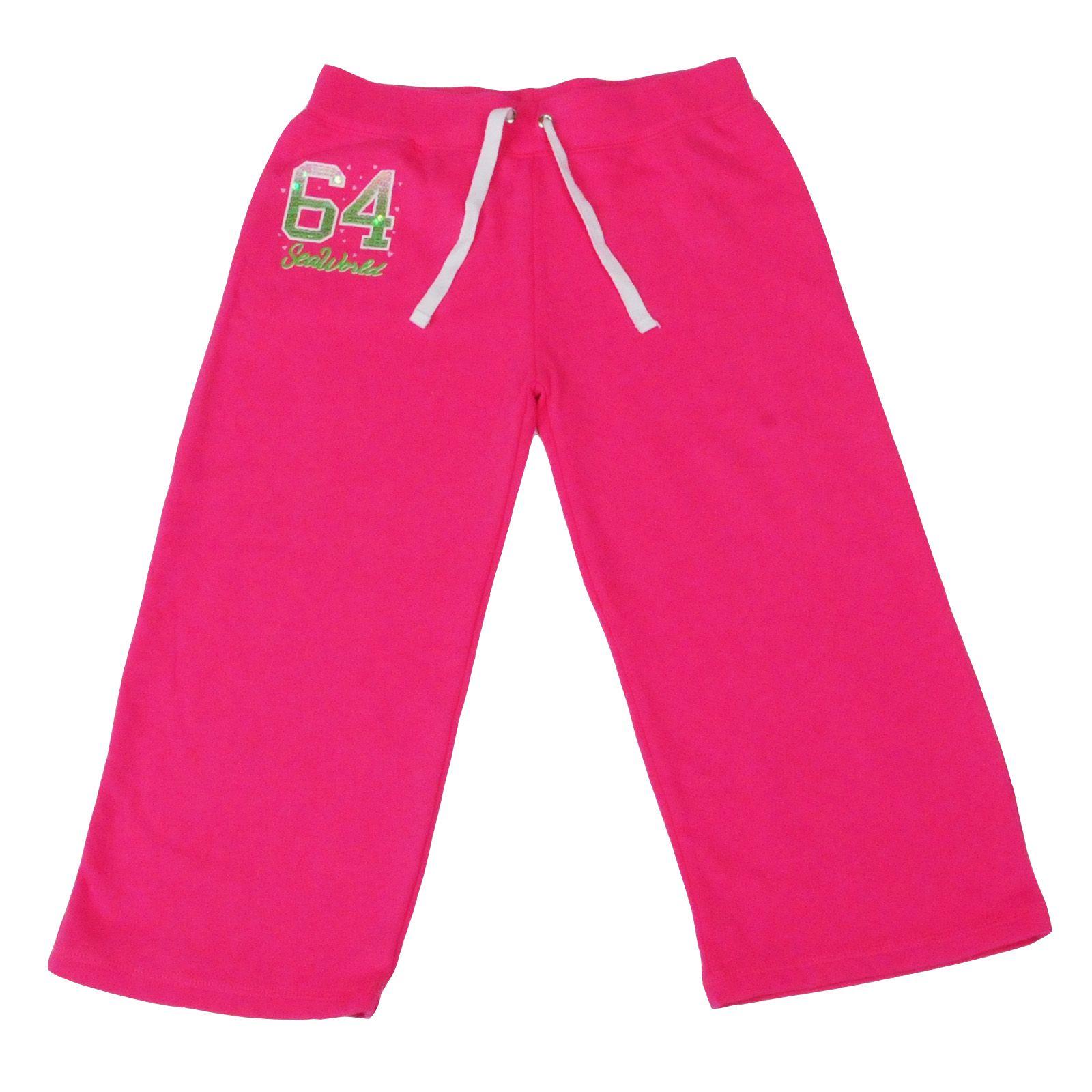 Стильные шорты-бермуды для девочки от SeaWorld® (США)