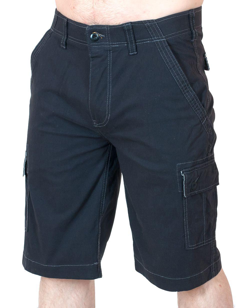 Стильные шорты карго Wear First - вид спереди