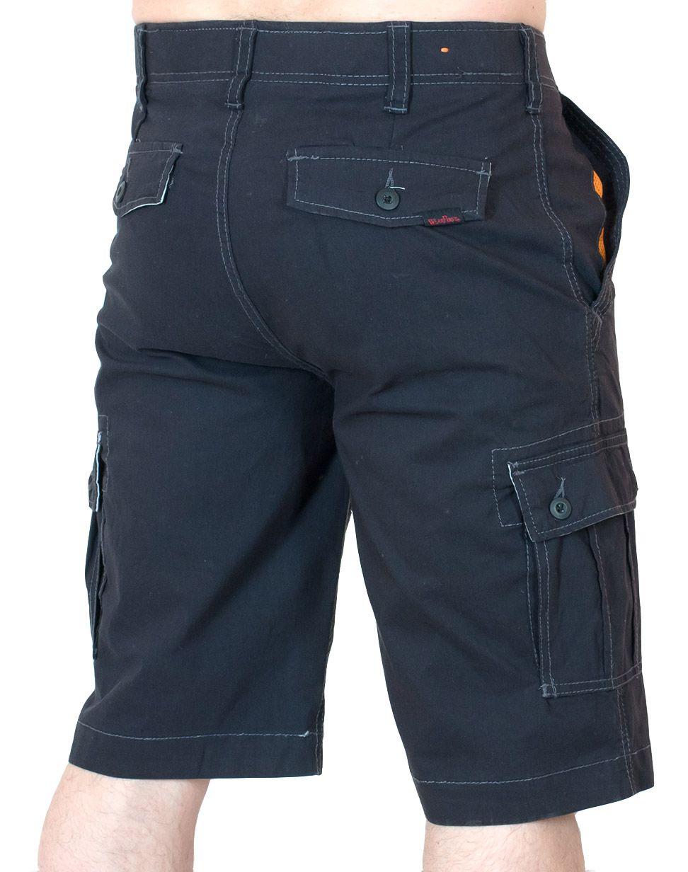 Стильные шорты карго Wear First - вид сзади