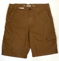 Стильные шорты мужские коричневого цвета