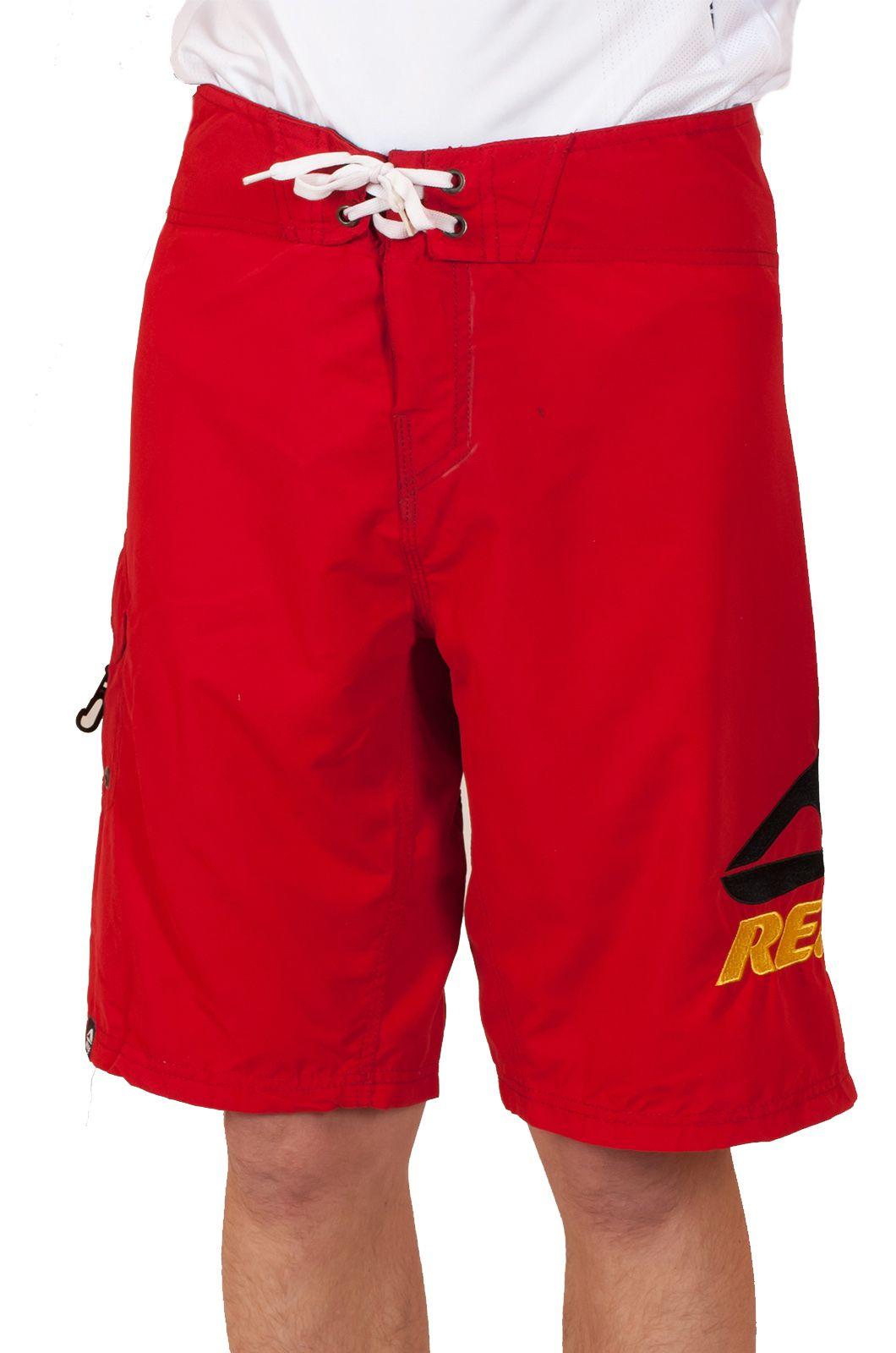 Стильные шорты Reef для подростков - вид спереди