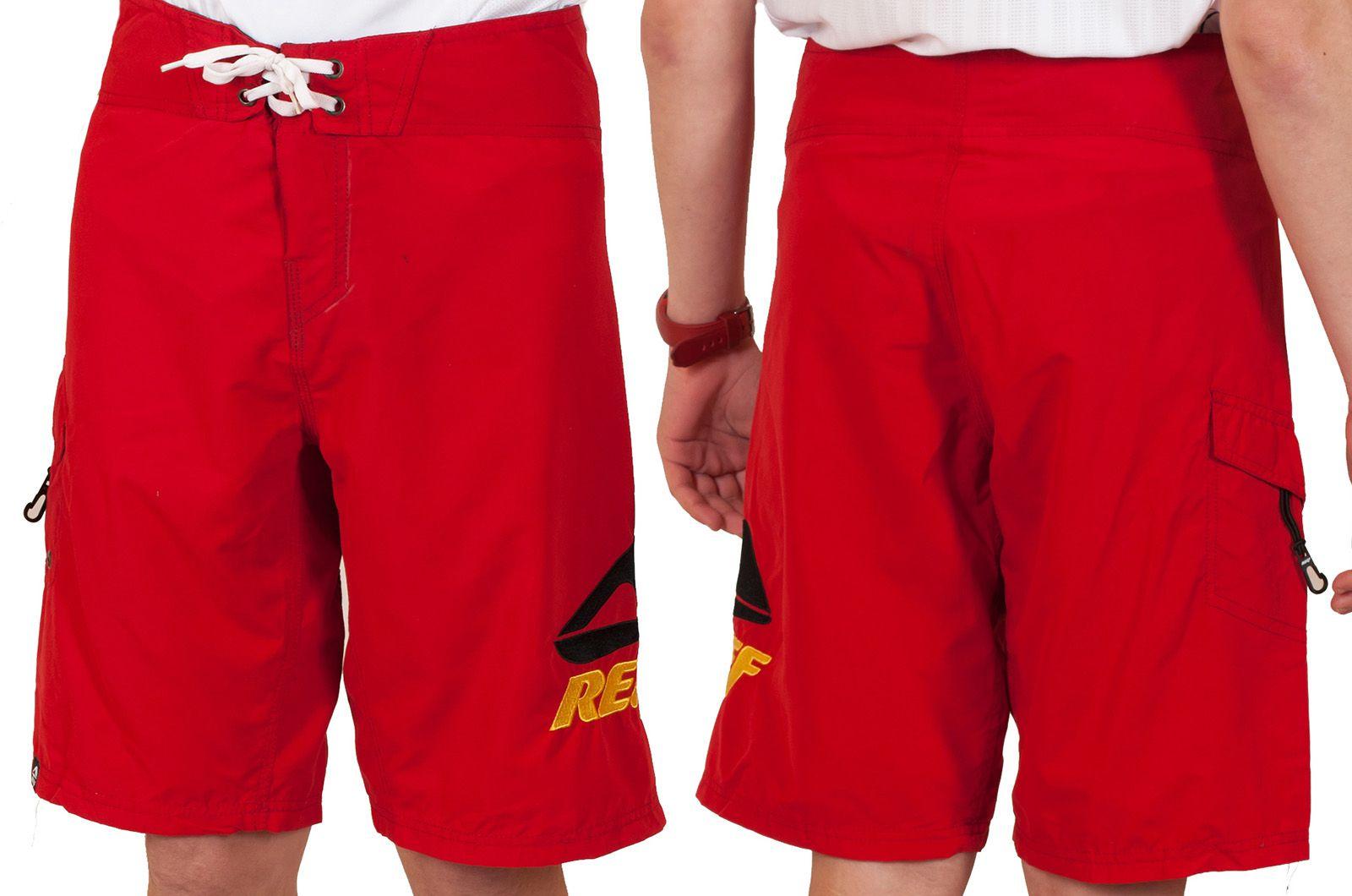 Стильные шорты Reef для подростков - общий вид