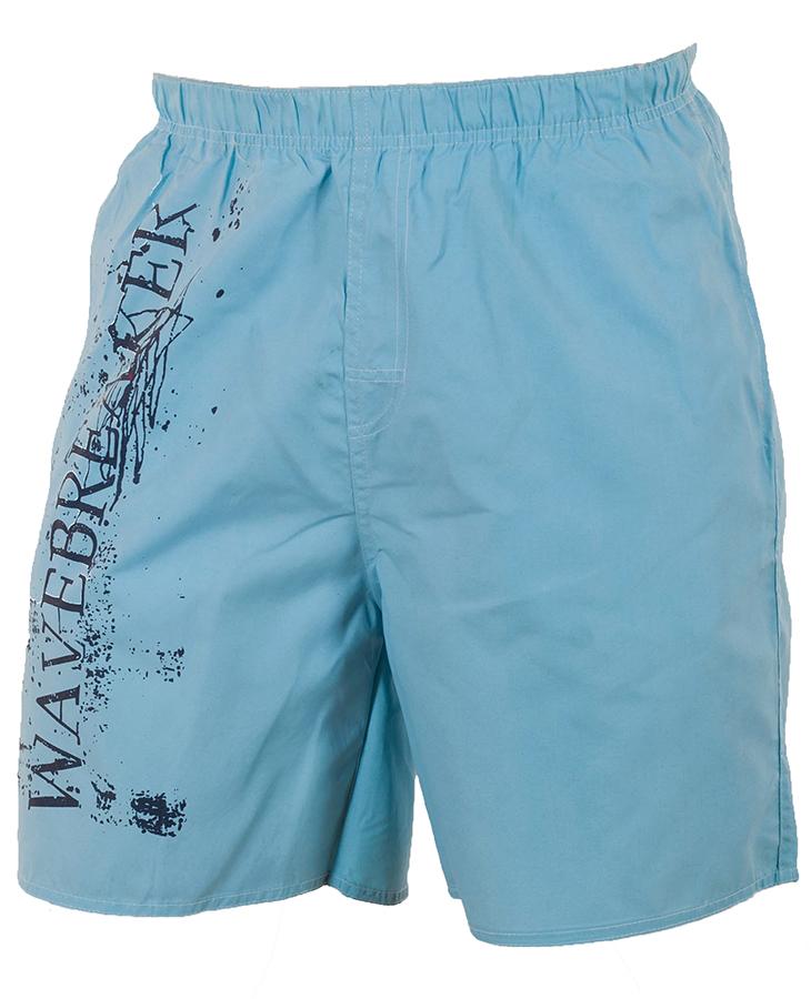 Стильные шорты Wave Breaker для отдыха у моря