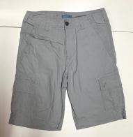 Стильные светло-серые шорты мужские от Urban (США)