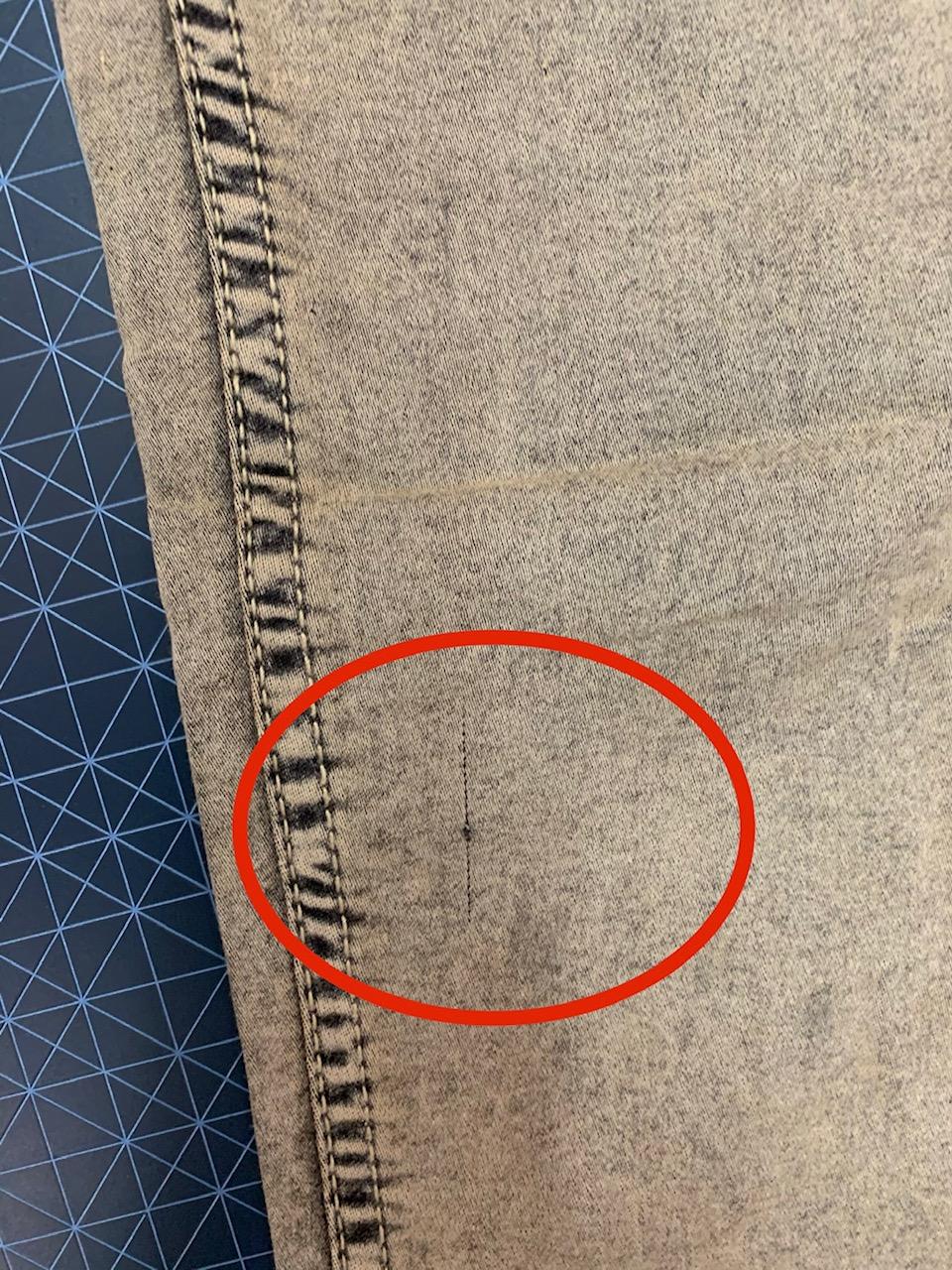 Стильные женские джинсы скинни NoName