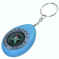 Стильный брелок-компас K280