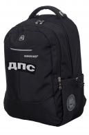 Стильный городской рюкзак с нашивкой ДПС - заказать в подарок