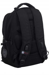 Стильный городской рюкзак с нашивкой ДПС - купить в подарок