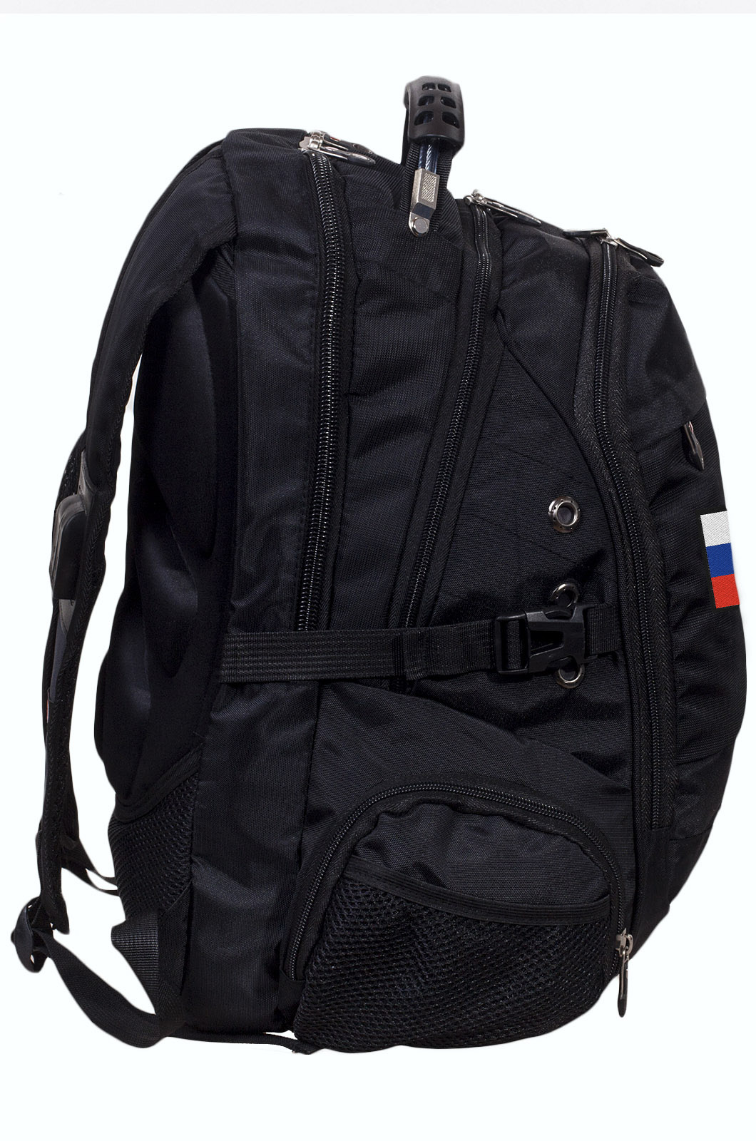 Заказать стильный городской рюкзак с нашивкой Штандарт президента