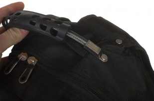 Стильный городской рюкзак с нашивкой Символ Даждьбога купить выгодно