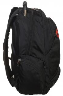 Стильный городской рюкзак с нашивкой Символ Даждьбога купить онлайн