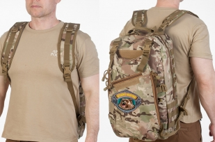Стильный камуфляжный рюкзак Лучший Охотник - заказать в розницу