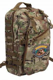 Стильный камуфляжный рюкзак Лучший Охотник - заказать в подарок