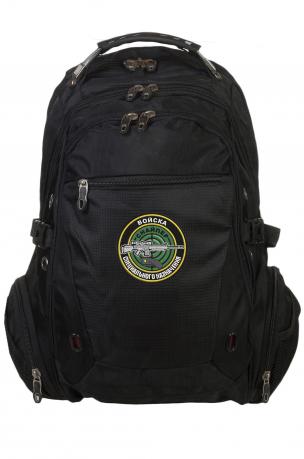 Стильный мужской рюкзак с эмблемой войска Спецназ Снайпер