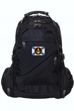 Стильный мужской рюкзак с символикой Морской пехоты
