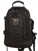 Стильный рюкзак с эмблемой Охотничьего спецназа