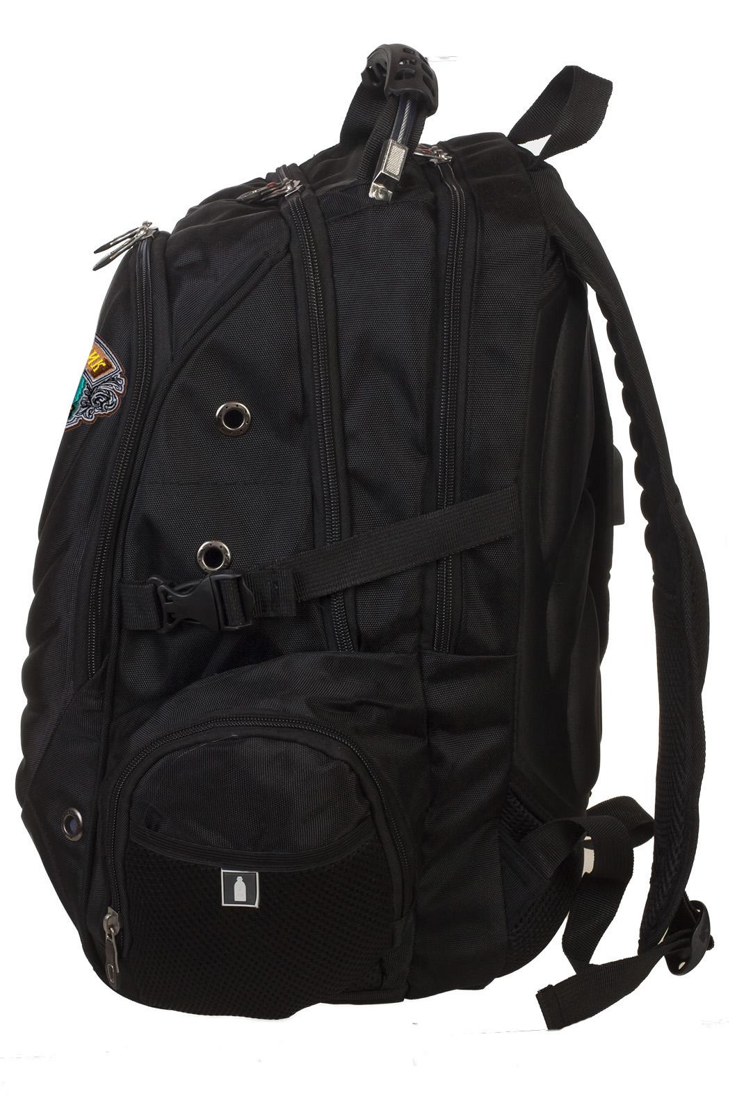 Стильный рюкзак с тематической нашивкой для лучшего охотника купить онлайн