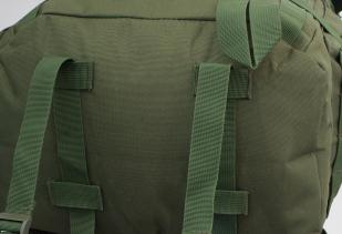 Стильный военный рюкзак с нашивкой Погранслужбы - купить в розницу