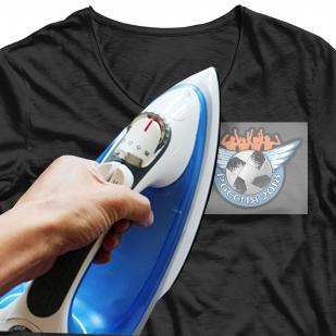 Стойкая наклейка-термотрансфер - купить с додставкой