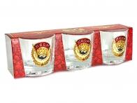 Стопки для водки Орден Трудового Красного Знамени