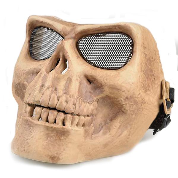 Страйкбольная маска-череп