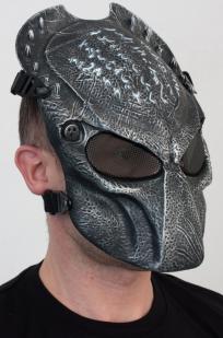"""Страйкбольная маска """"Хищник"""" по лучшей цене"""