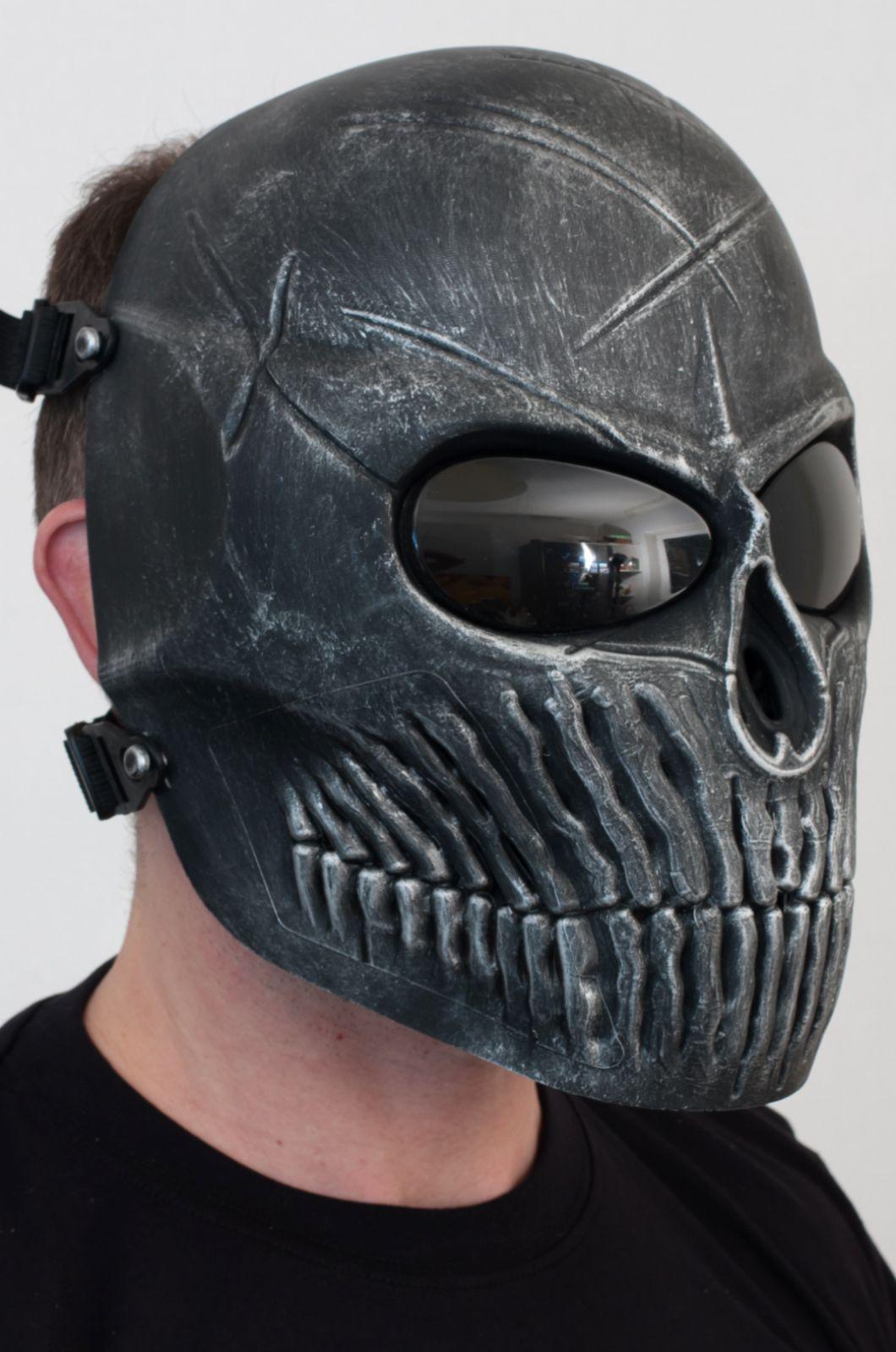 Купить маску Карателя