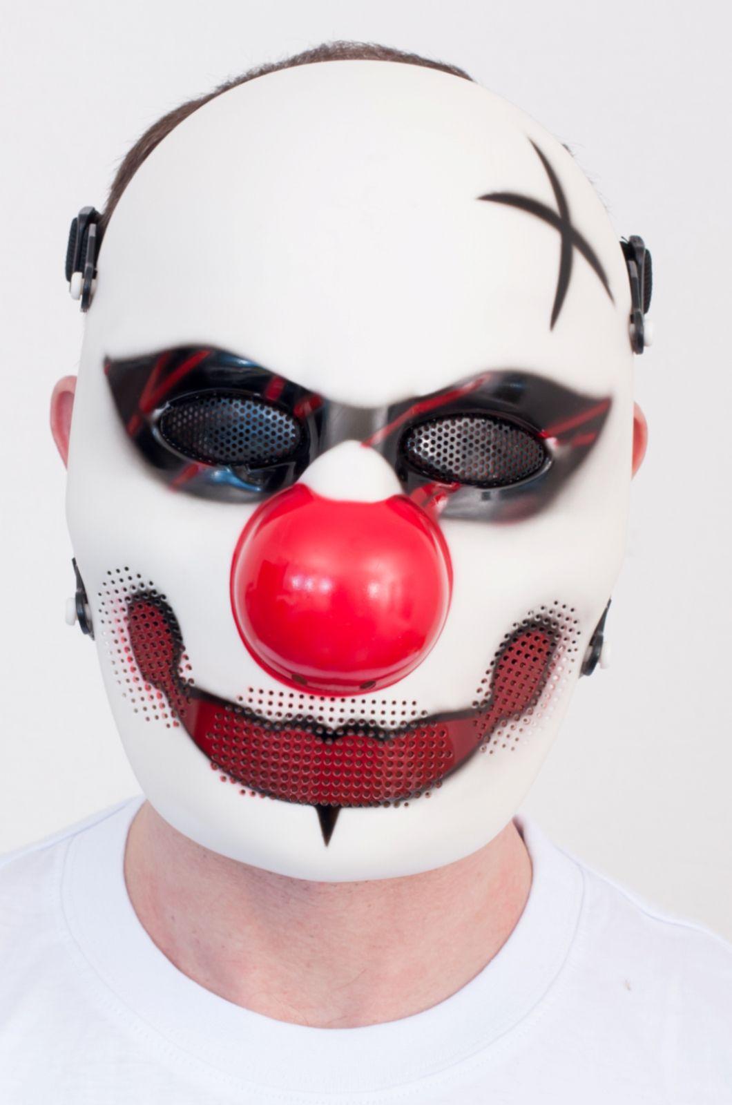 Страйкбольная маска Клоуна