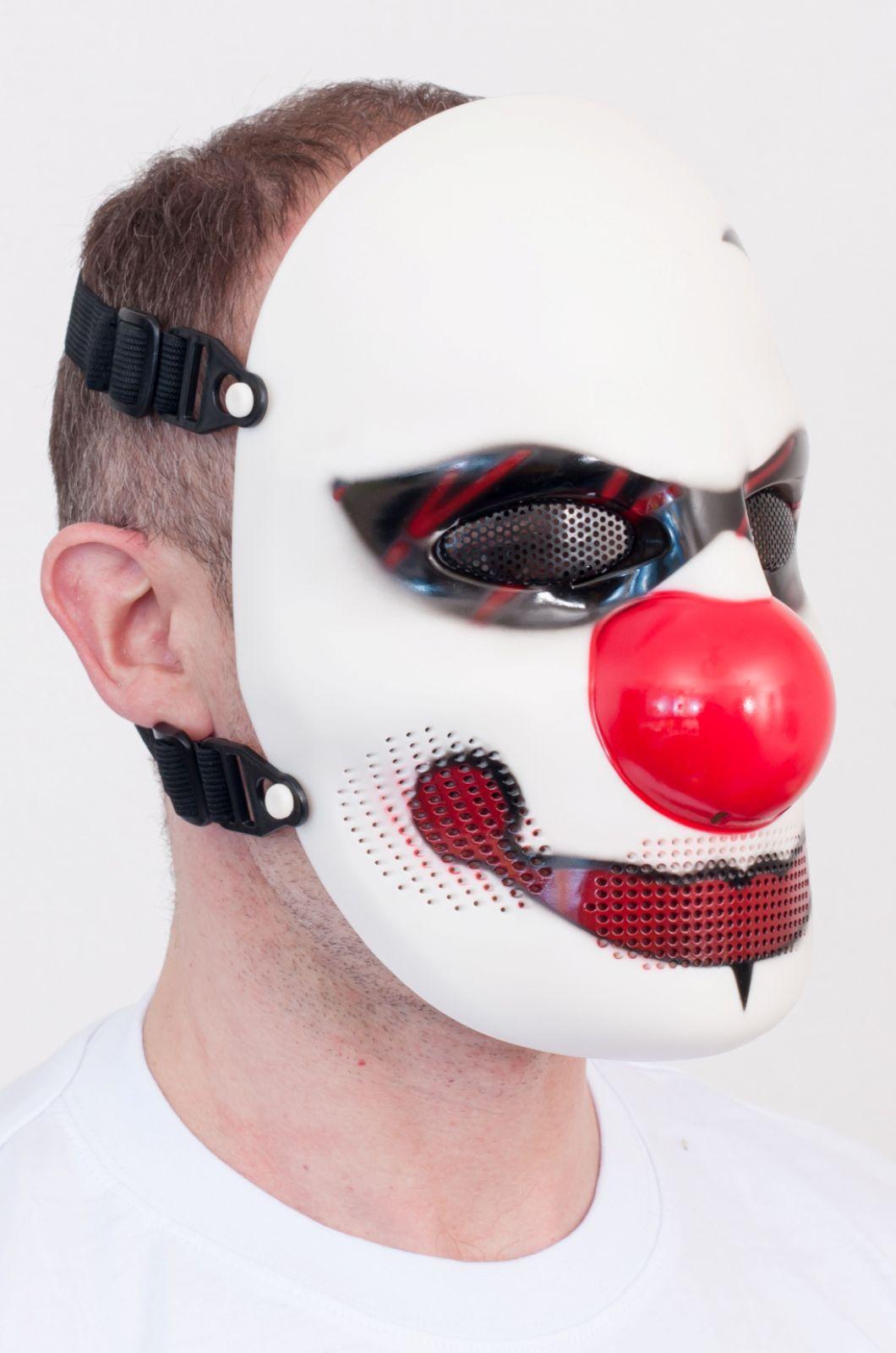 Купить страйкбольную маску Клоуна