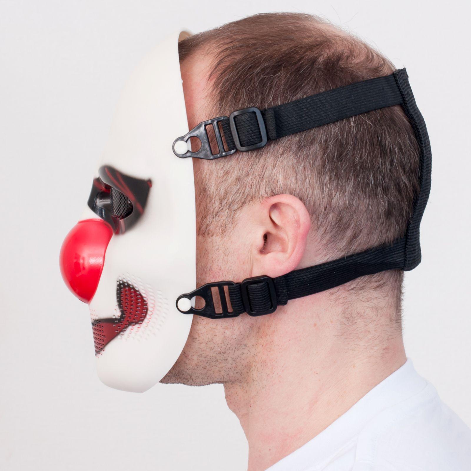 Страйкбольная маска Клоуна с доставкой