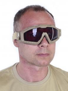 Страйкбольные очки Prizm Shooting SI Ballistic Halo