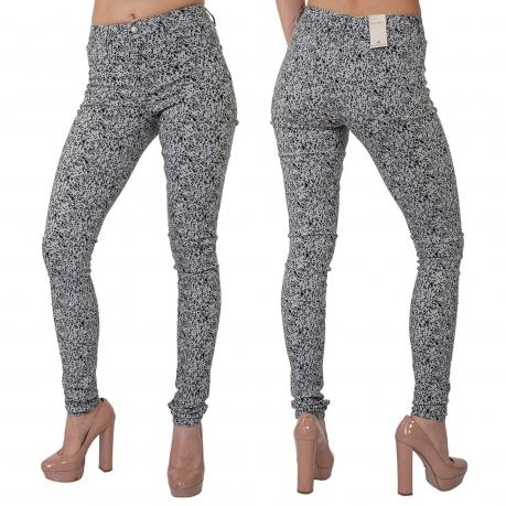 Фирменные женские стрейч-брюки из летней коллекции Pieces.