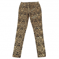 Женские стрейч брюки из глэм коллекции Pieces.