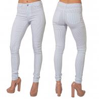 Элегантные женские стрейч брюки Pieces на лето.