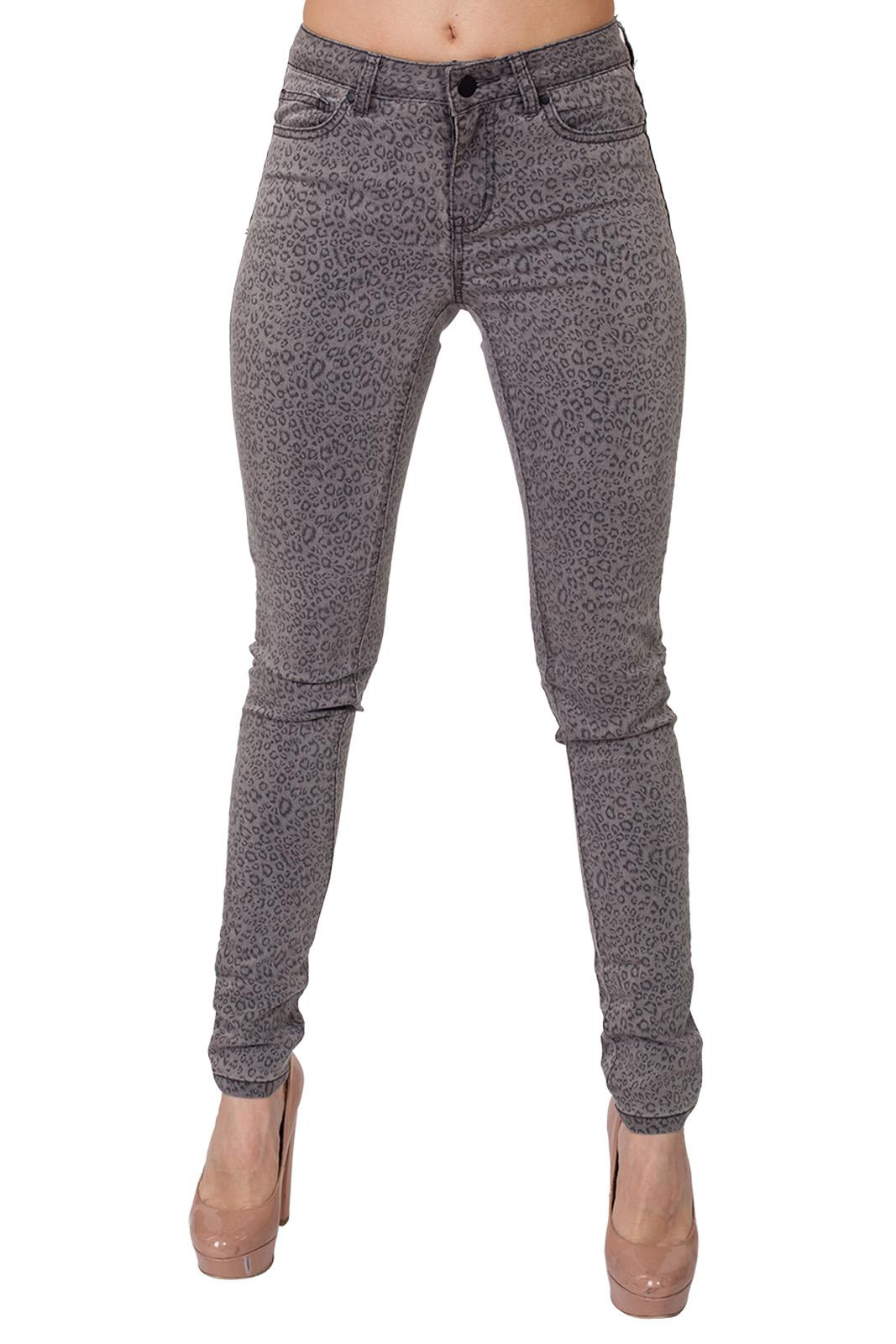 Продажа женских леопардовых брюк – опт и розница
