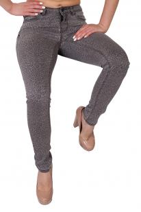 Женские стрейчевые брюки Pieces.