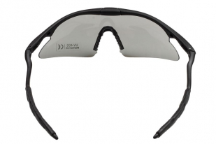 Стрелковые очки Guarder C2 чёрные