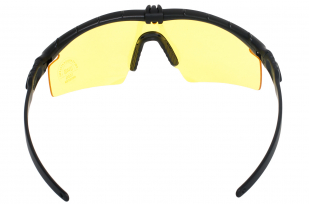 Стрелковые очки желтые по лучшей цене
