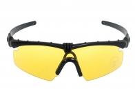 Стрелковые очки жёлтые
