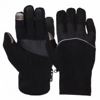 Стрелковые перчатки из флиса