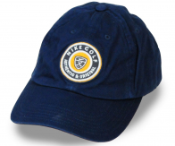 Однотонная фирменная бейсболка с логотипом. Фасон стритстайл хорошо гармонирует со спортивной и кэжуал одеждой. С Военпро быть стильным легко!