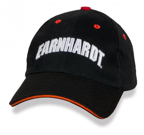 Строгая фирменная бейсболка Earnhardt