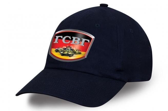 Строгая кепка с термонаклейкой ГСВГ купить онлайн