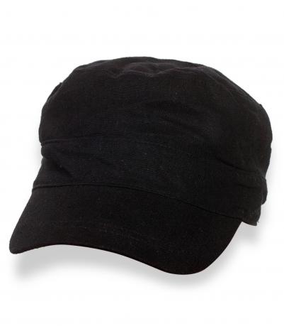 Строгая мужская кепка-немка