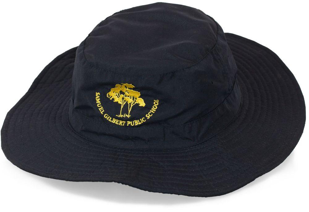 Строгая шляпа для активного отдыха
